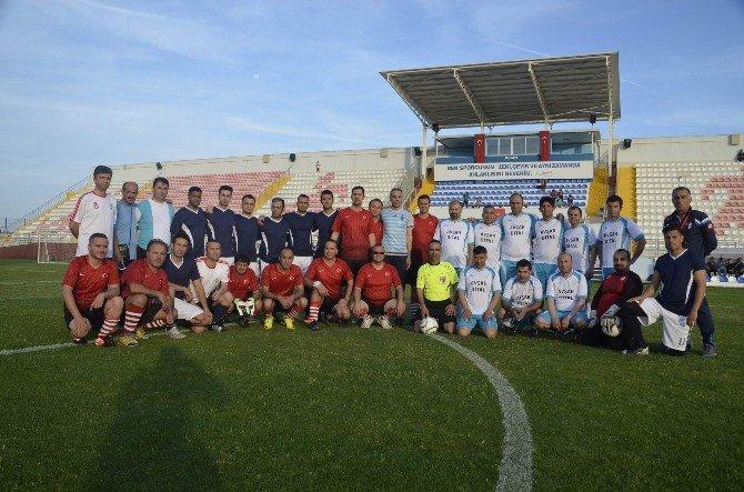 Kaymakamlık Kupası Futbol Turnuvası Başladı