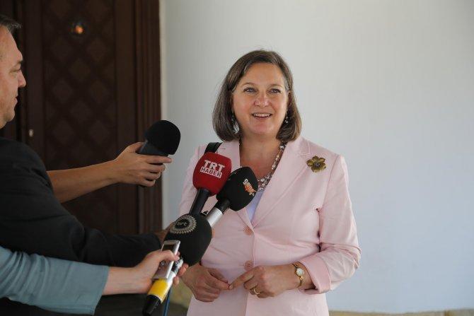 Nuland: ABD çözüm için taraflara yardım etmeye hevesli