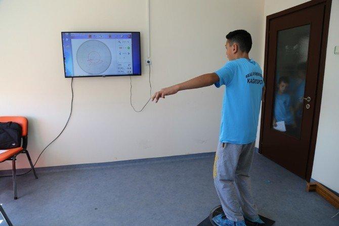 Sporcu Performansı Laboratuvar Ortamında Değerlendirilecek