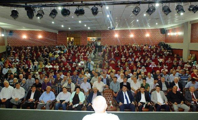 Konferans Büyük İlgi Gördü