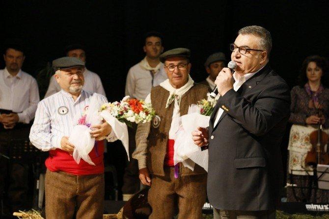 Kırklareli Rumeli Türküleri İle Şenlendi