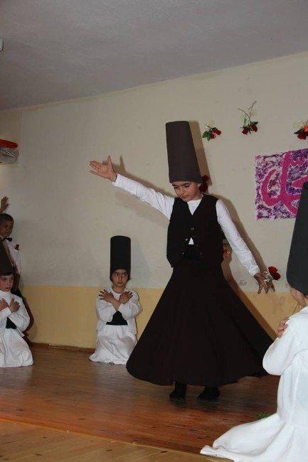 Atatürk İlkokulundan Kutlu Doğum Programı
