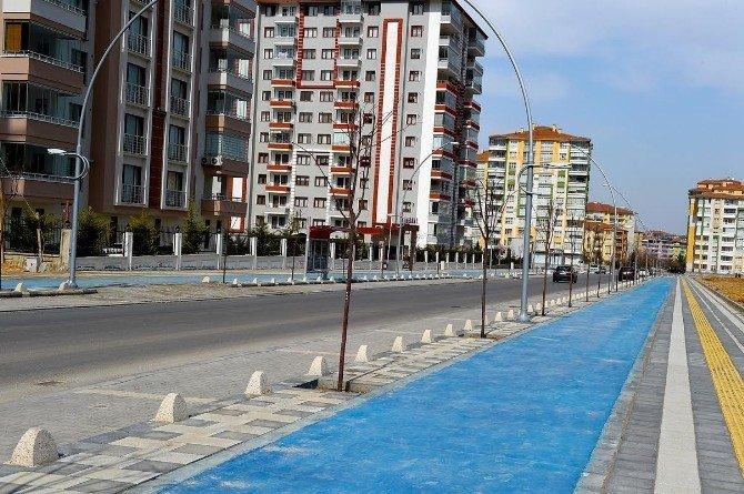 5 Sokakta Düzenleme Çalışmalarını Tamamlandı