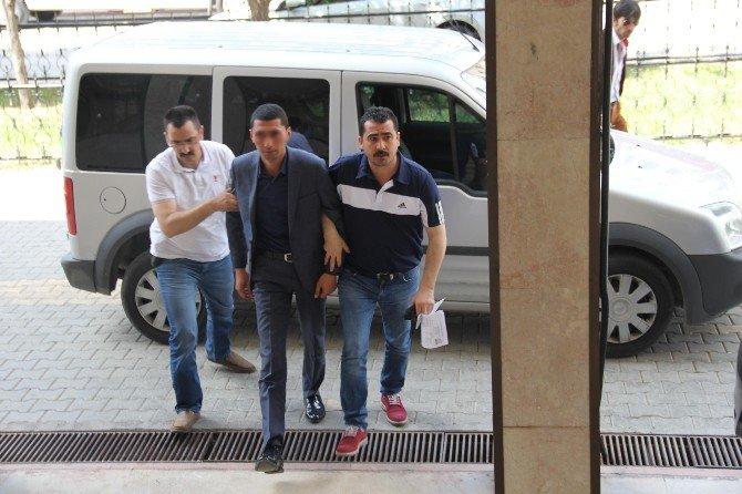 Cezaevi Çıkışı Silahlı Saldırı Olayında 1 Kişi Tutuklandı
