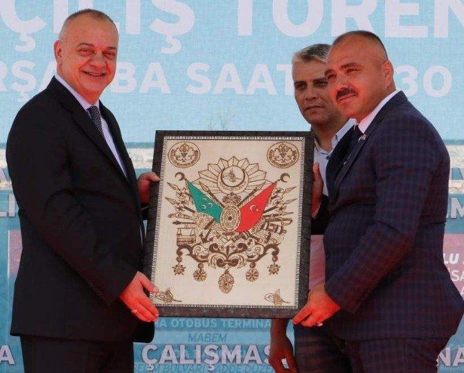 Manisa Büyükşehir'den Soma'da Toplu Açılış Şöleni