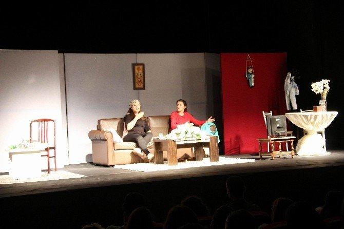 OMÜ Ulusal Tiyatro Festivali Başladı
