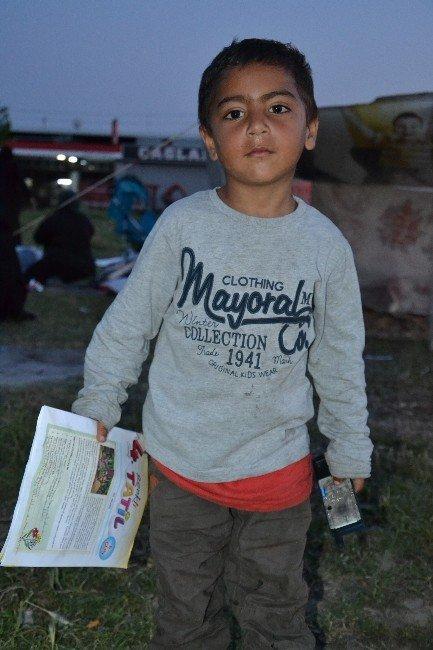 Aydın'daki Mültecilerden Şok Sözler