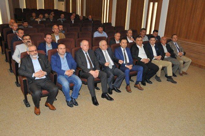 """Murzioğlu: """"İnşaat Sektörü KOSGEB Çağrılarına Dahil Edilmeli"""""""