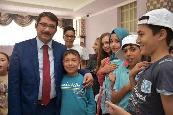 Şehzadeler'in Çocukları Tarihe Yolculuk Yaptı