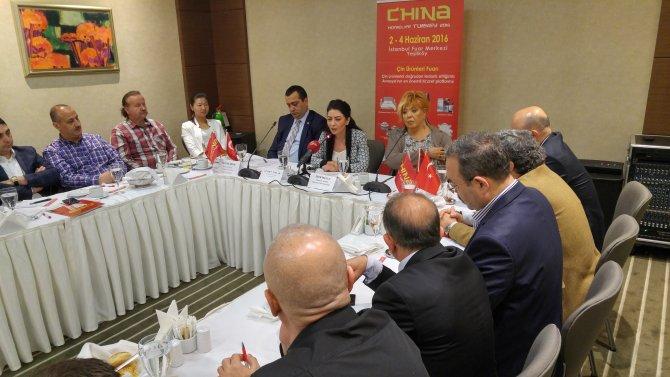 China Homelife Turkey Fuarı tanıtımı Ankara'da gerçekleştirildi