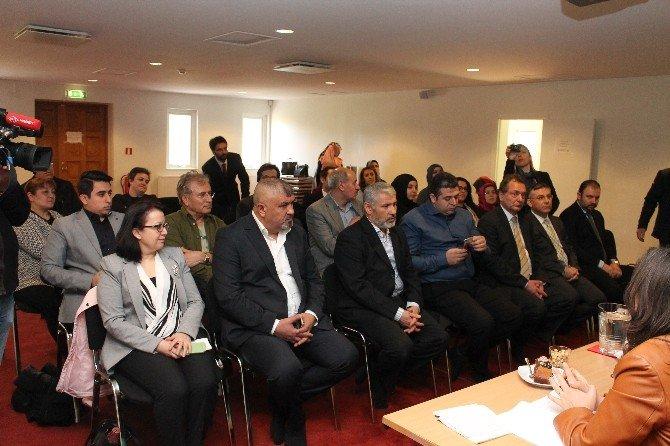 TBMM Aile Bütünlüğünün Korunması Araştırma Komisyonu'ndan İsveç'e Ziyaret