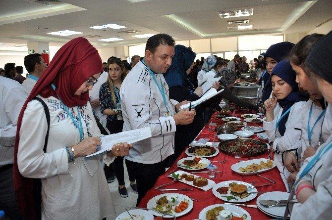 """""""Anadolu Selçuklu Ve Konya Mutfağı"""" Yarışmasının Üçüncüsü Düzenlendi"""
