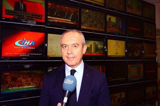 Başkan Müftüoğlu, Cumhurbaşkanlığı Bisiklet Turu Öncesi Konuştu