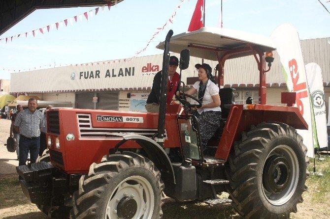 2. Çukurova Tarım Fuarı Açıldı