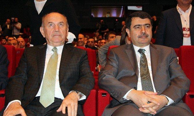 """Bakan Sarı: """"Hiçbir Güç Türkiye'nin Geleceğini İpotek Altına Alamaz"""""""