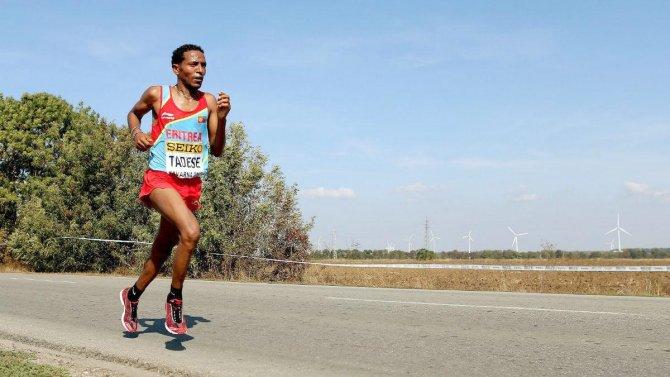 Vodafone İstanbul Yarı Maratonu'na 8 ülkeden 40 elit atlet katılacak