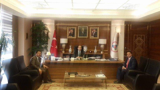 Kapıköy Sınır Kapısı Sorunu Bakanlığa Taşındı