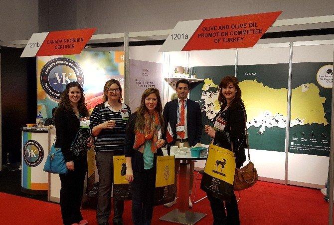 Türk Zeytin Ve Zeytinyağı Kanada Sosralarını Süsleyecek