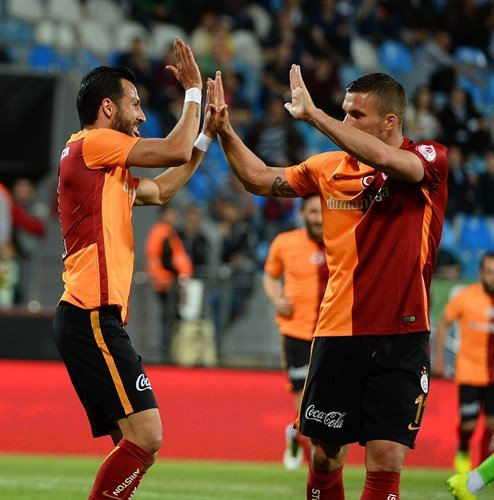 Çaykur Rizespor: 1 - Galatasaray: 3