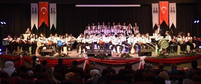 Büyükşehir'den 23 Nisan Çocuk Bayramı Konseri