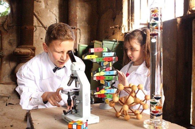 3 Gün Boyunca Bilim Ve Eğlence Çocukları Bekliyor