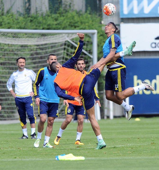 Fenerbahçe, Trabzonspor maçı hazırlıklarına başladı