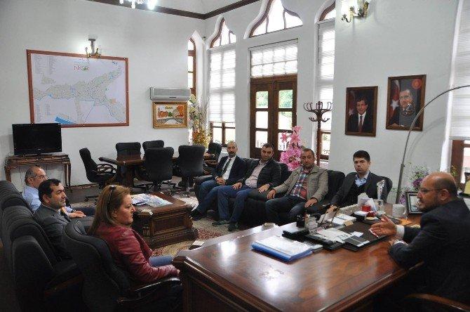 Adalet Bakanlığı Teknik Heyeti Açık Cezaevi İçin Niksar'da