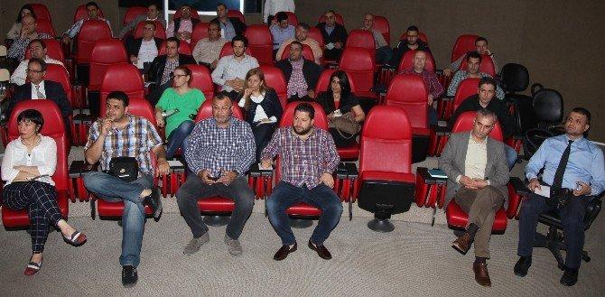 Kobigel - KOBİ Destek Programı ATO Üyelerine Anlatıldı