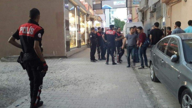 Belediye Binası Karşısından Duyulan Tüfek Sesi, Polisi Alarma Geçirdi