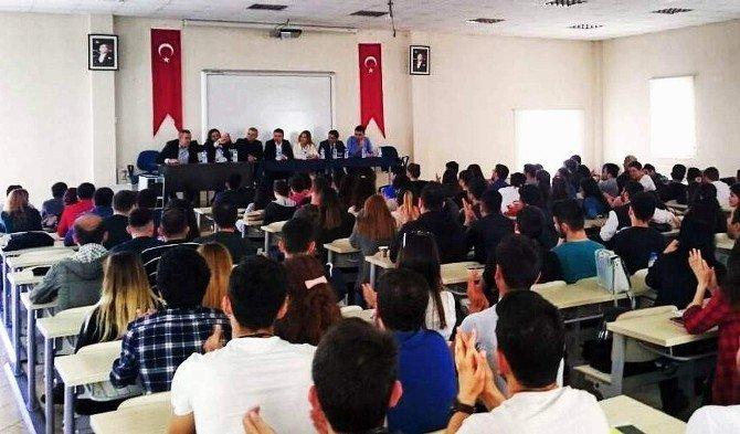 Turizm Fakültesi Konaklama Sektöründe Çalışan Yönetici Mezunlarını Ağırladı