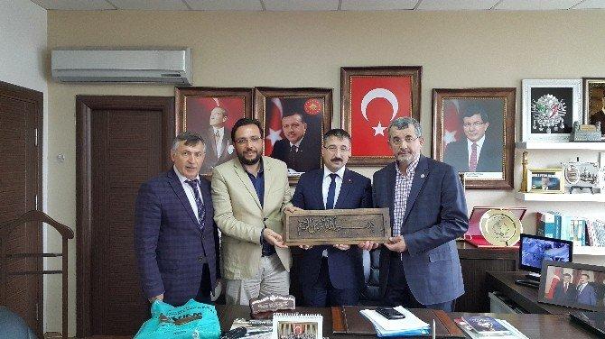 AK Parti'den Osmancık Ve İskilip Teşkilatları İçin Temayül Yoklaması