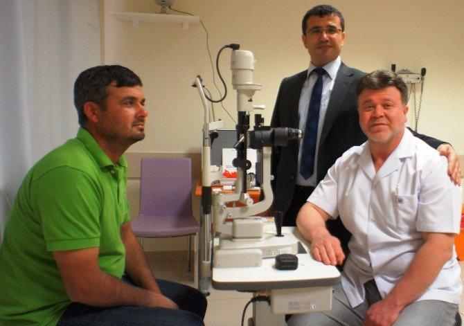Şaşılık Ameliyatları Alaşehir Devlet Hastanesinde Yapılabilecek