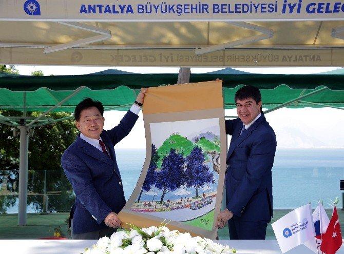 Antalya İle Suncheon Arasında İşbirliği Protokolü