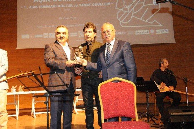 Ankara'da Aşık Sümmani Anıldı