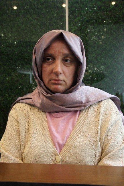 Kocası Tarafından Yakılan Kadın Sonunda Boşandı