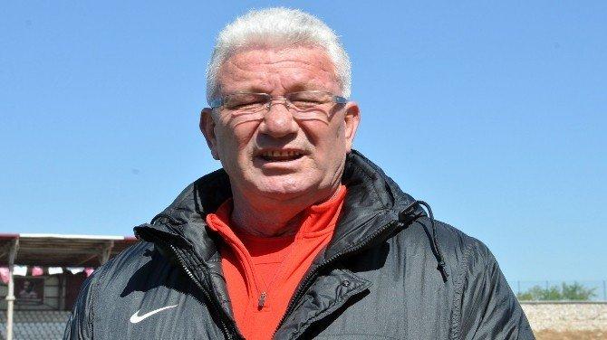 Bandırmaspor'da Hatayspor Maçı Hazırlıkları Sürüyor