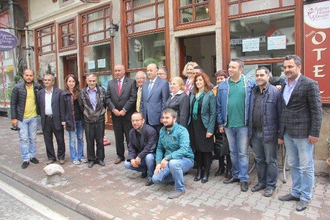 Bartın'da Turizm Masaya Yatırıldı