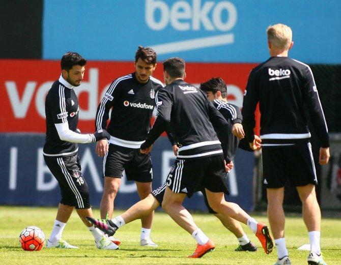 Beşiktaş'ta, Akhisar maçı hazırlıkları sürüyor