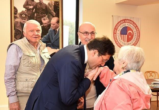 Başkan Hazinedar, Dev Projeyi New York'ta Tanıttı