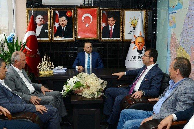 """Başkan İmamoğlu: """"Demokratik Olgunluk Yerelden Başlar"""""""