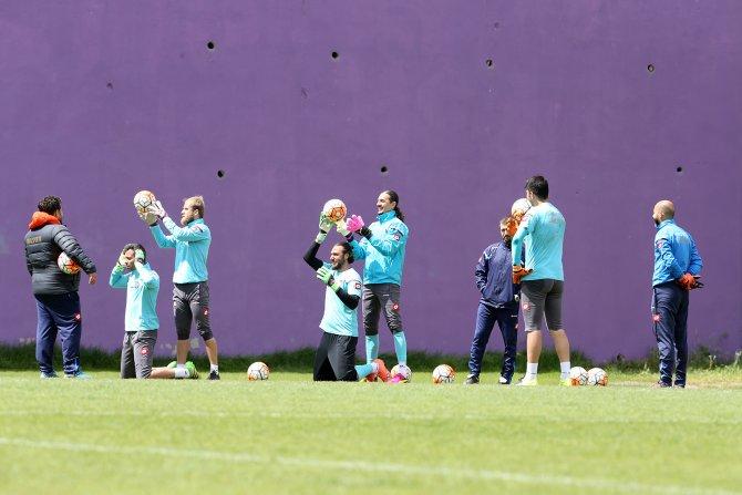 Osmanlıspor, Antalyaspor maçının hazırlıklarını sürdürdü