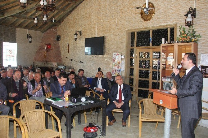 Kavak'ta TOKİ Bilgilendirme Toplantısı