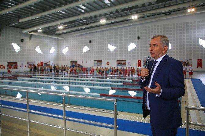 Büyükşehir 1 Yılda 7 Yüzme Havuzu Yapacak