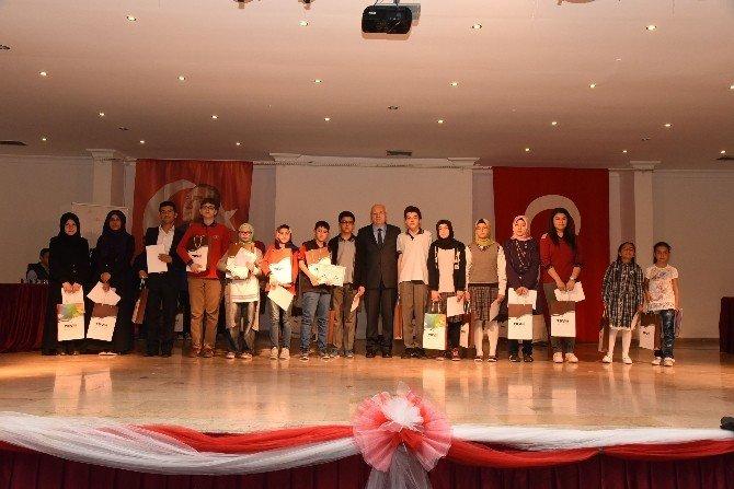 Kutlu Doğum Haftası Ödül Töreni Düzenlendi
