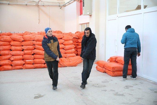 Surlu Ailelere 2 Milyon 28 Bin Lira Yardım Yapıldı