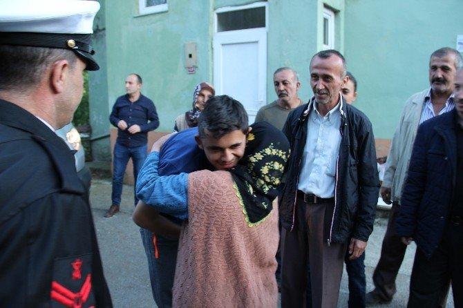 Diyarbakır Gazisi Hamza Mutlu Baba Ocağına Döndü