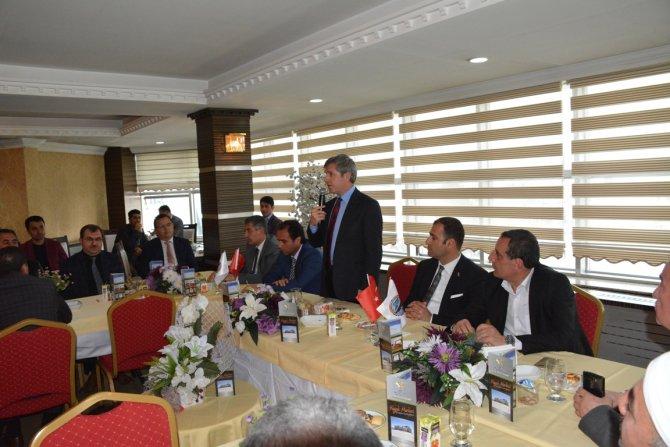 Tatvan'da düğün yemekleriyle ilgili girişim başlatıldı