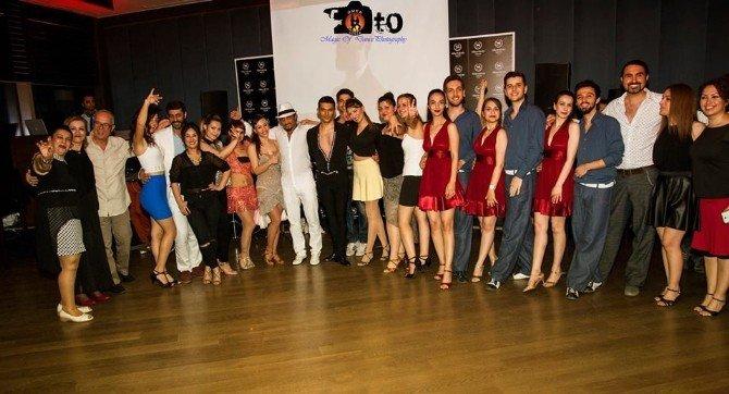 """""""Dünya Dans Günü"""" Adana'da Da Kutlanacak"""