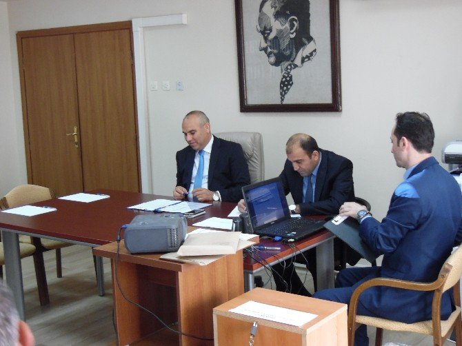 Düziçi'nde Köylere Hizmet Götürme Birliği Encümen Seçimi Yapıldı