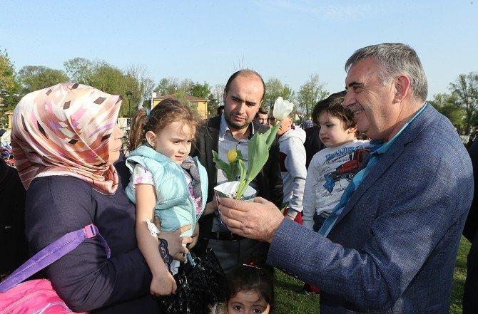 'En Güzel Bahçe Yarışması' Adlı Yarışma Büyükşehir Belediyesi Tarafından Düzenlenecek